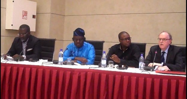 PARI HOLDS ANNUAL RESEARCH AND PLANNING MEETING, COTONOU, BENIN