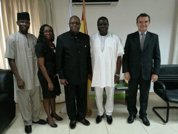 NIGERIA ENVOY LAUDS FARA, INSTITUTO BRASIL AFRICA