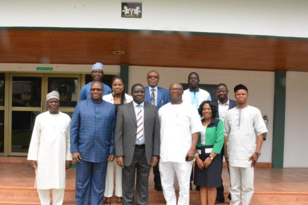 OYO STATE GOVERNMENT OF NIGERIA ON TWO-DAY WORKING VISIT TO FARA