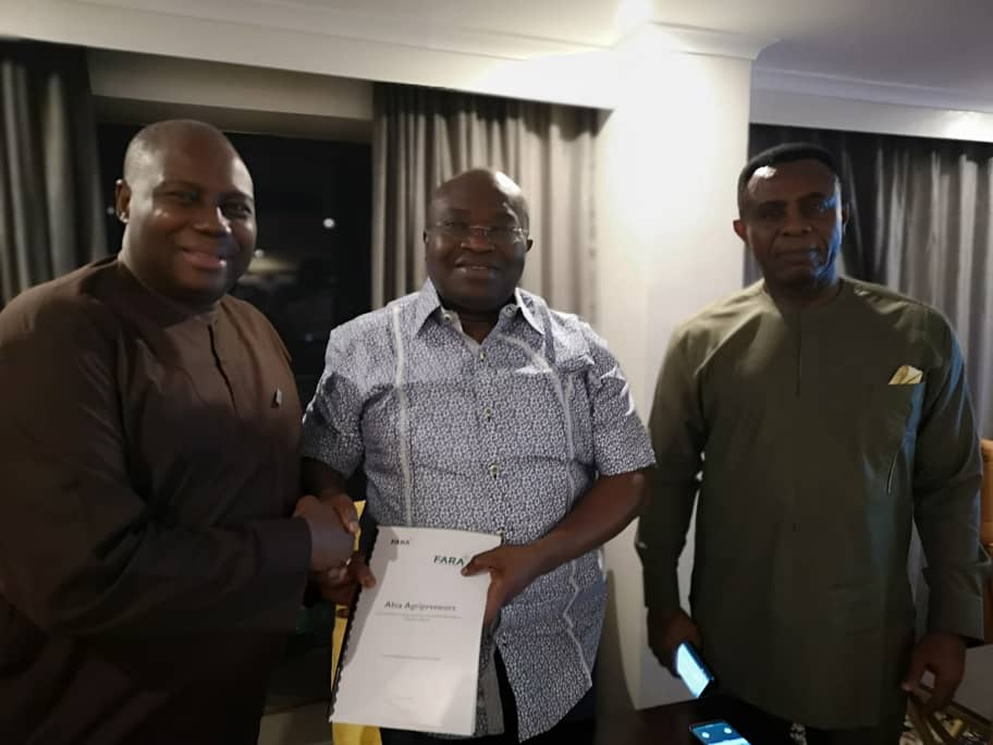 Abia State to Adopt Science Agenda and Support 150 Youth in ARIFA