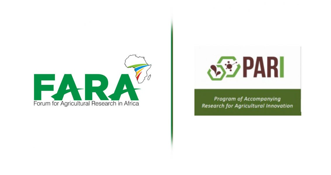 FARA-PARI to Create Investment Opportunities for Youth Employment in Africa