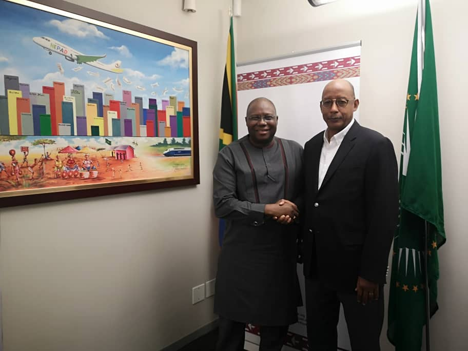 AUDA-NEPAD Renews Partnership with FARA
