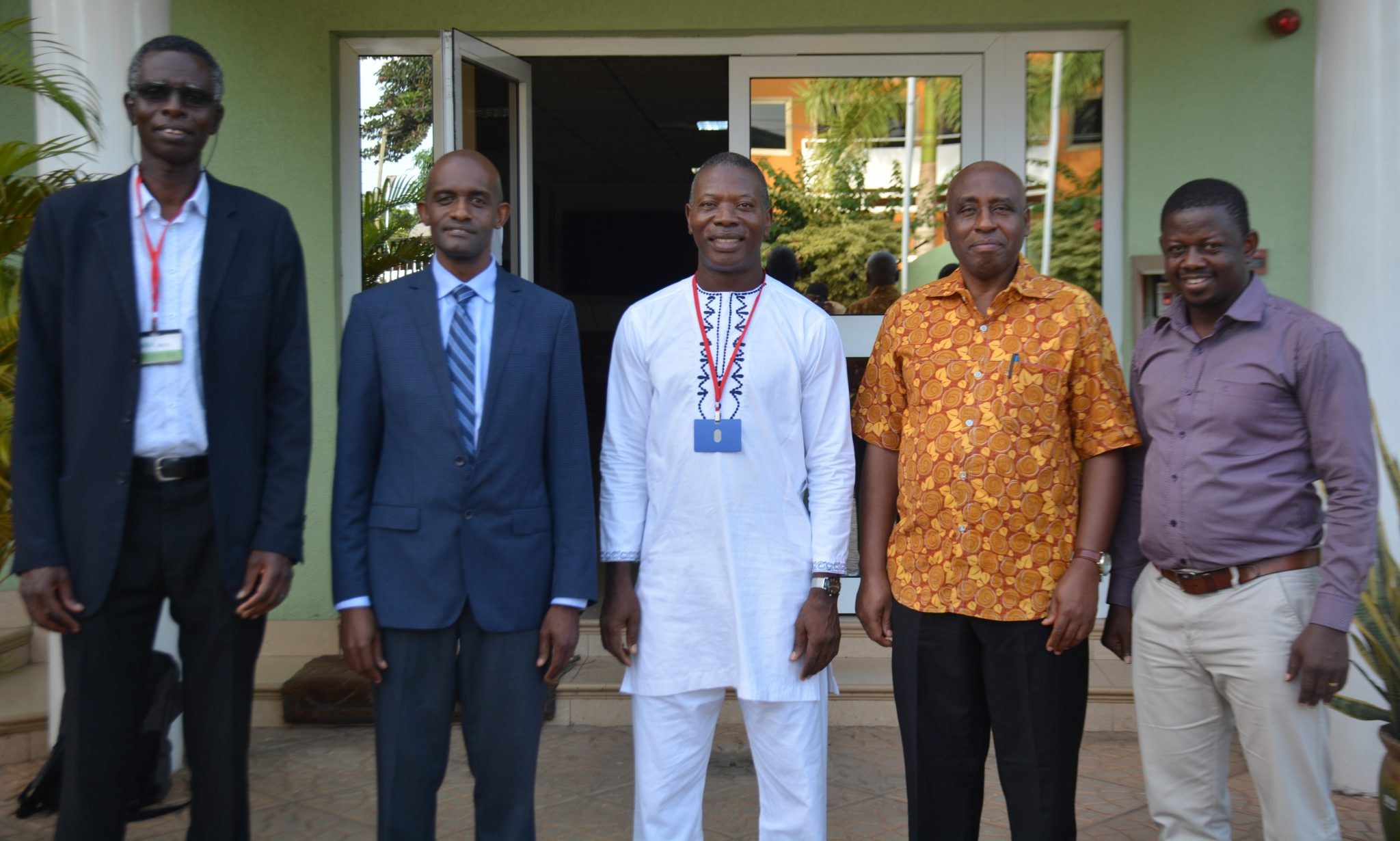 AOSTI AND FARA DISCUSS COLLABORATION ON OBSERVATORY FOR AFRICA AGRICULTURE