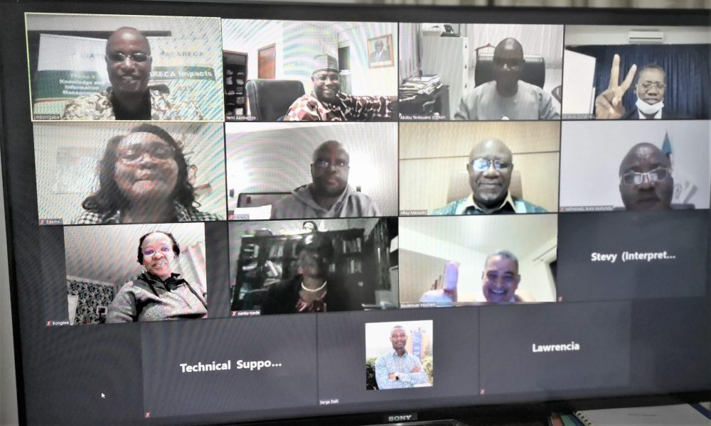 FARA holds first Virtual Board Meeting