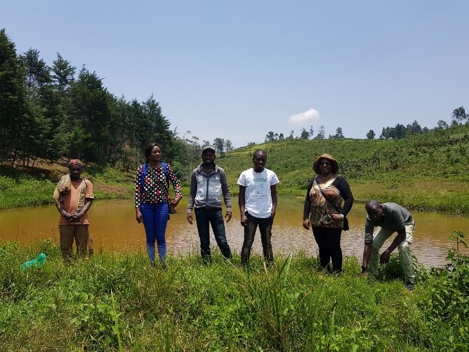 YPARD In South Kivu/DR Congo toward Resilient Agriculture in the COVID-19 Period