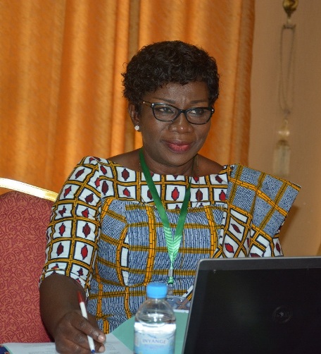 Retirement of Dr Irene Annor-Frempong (Director for Research and Innovation)